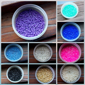 Delica Miyuki 11/0 Paquete De 20 Colores