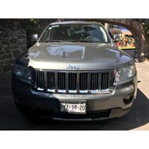 Jeep Grand Cherokee 2013 Límited Premium V8