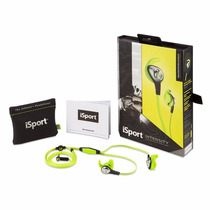 Audifonos Monster Isport Intensity Running Sudor Uso Rudo