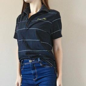 Camiseta Polo Calvin Klein