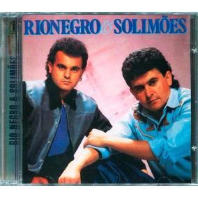 Cd Rionegro E Solimões ( Lacrado)