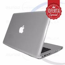 Case Carcasa Protectora Cristal Clear Para Macbook Pro 15