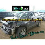 Pistones Chevrolet Captiva