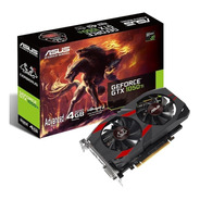 Placa De Vídeo Geforce Gtx 1050ti Cerberus 4gb - Asus Nova