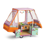 Remolque Camping American Girl / Outlet-toys