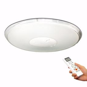 Luminária Led Controle Remoto 54w - 3000-5700k - Dimmer