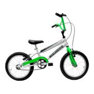 Bicicleta Para Chicos De 4 A 7 Años Cross Rodado 16 Liviana