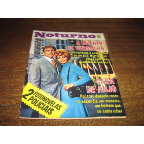 Revista Noturno Nº 145 Junh 1971 Ed Abril Com Fotonovela