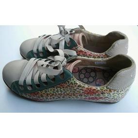 Zapatillas Satori Dama Como Nuevas