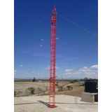 Torre Telescopica 21 Metros Galvanizado En Frio