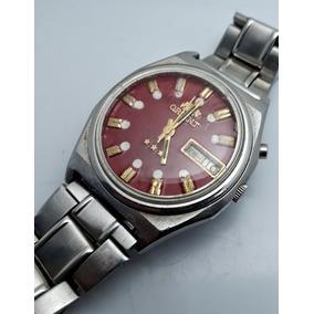 3c0c21e247e Relogio Orient Mostrador Vinho - Relógios no Mercado Livre Brasil