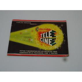 Album Coleccion Cine Tele Completo