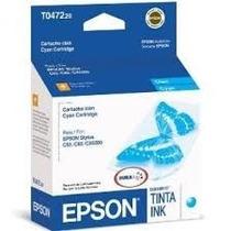 Cartucho Epson To472 Cyan C65 C83 C85 Cx3500 Cx4500 Cx6300