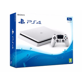 Consola Ps4 Slim 1tb Blanco