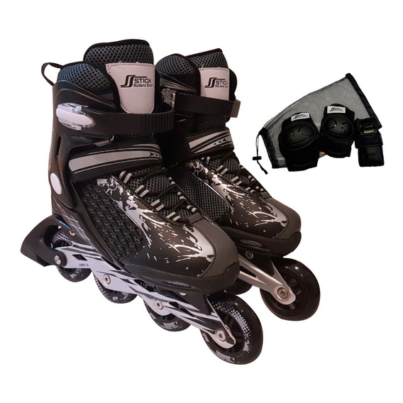 Rollers Profesionales Stick Roller Modelo 125 V + Accesorios