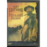 Dvd Um Estranho Sem Nome - Clint Eastwood / Western / Anos70