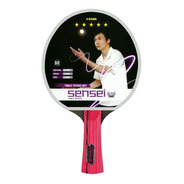 Paleta Ping Pong Sensei 5 Estrellas - Línea Profesional