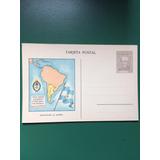 Argentina Entero Postal Tarjetas Kn.44a Sin Límites 1935