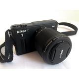 Cámara Nikon 1 Aw1. A Prueba De Agua, Congelamiento Y Caídas