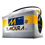 Bateria Moura 12x75 M24kd - Nafta Diesel Gnc