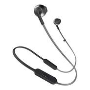 Auriculares Jbl 205bt Bluetooth Premium Pure Bass Black Htg2