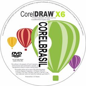 Coreldraw X6 Português 32/64 Bits Completo Manual
