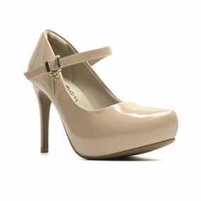 Sapato Scarpin Boneca Feminino Ramarim Total Confort 1799103