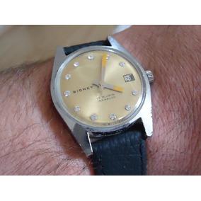 Reloj Swiss Sidney Vintage Cuerda 17 Rubis Incabloc