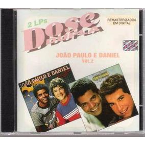 Cd João Paulo & Daniel* Dose Dupla Vol.2