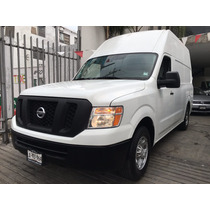 Nissan Nv 2500 Panel Cargo Van 6 Cil. 2013