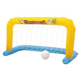 Inflable Bestway Arco De Water Polo Futbol Jugue Random