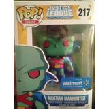 Funko Pop Martian Manhunter