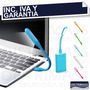 Lampara Led Usb Para Laptop Flexible Inc Iva Y Garantia