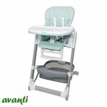 Babynet Silla Comer Bebés Avanti Alturas Reclinable Colonia