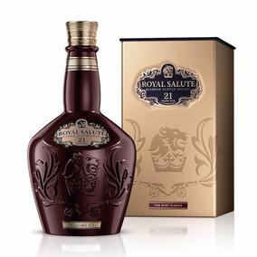 Whisky Chivas Regal 21 Años Royal Salute Envio Gratis Caba