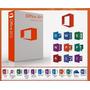 Office 2013 Pro Plus Chave - Key Ativaçao Online