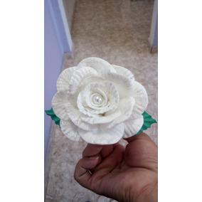 Flor Em Eva Para Arranjo De Flores E Presentes