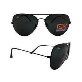77cce1b9cf0fc Oculos Rb Aviador Rb 3025 Rb 3026 Lentes Em Cristal Unisex · R  295 49