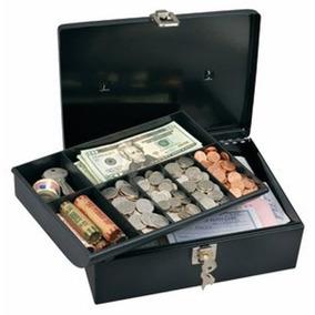 Caja Fuerte Chica De Dinero Billetes Monedas + Envío Gratis