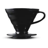 Cafeteira V60 Hario Black Kasuya Cerâmica 02