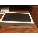 Nuevo Apple Iphone 7 Plus 256gb