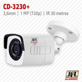 Câmera Hd-tvi 3,6mm Ir 30m 1mp 720p Metálica Cd-3230+ Jfl