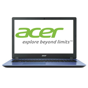 Notebook Acer A315-51-31j6 Core I3 Free Blue Azul