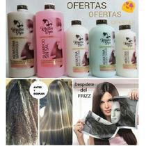 Keratina + Shampoo Sin Sal