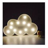 Lampara  Unicornio Nube Estrella Flamingo Love Decorativ Led