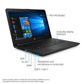 Notebook Hp Dual Core 4gb Amd Tela De 14 32gb Windows 10