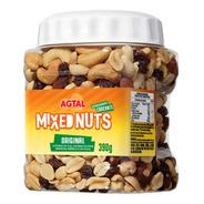 Mix De Nuts Mixed Original Agtal Castanhas Pote 390g