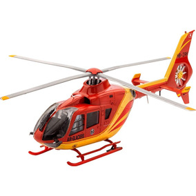 Revell Helicoptero Airbus Ec135 1/72 Modelo Armar Pintar