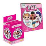 Lol Surprise Panini Album Vacío +caja X 50 Sobres De Laminas