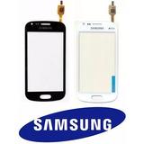 Tela Vidro Touch Samsung Galaxy S Duos 2 Gt-s7582l Gt S7582l